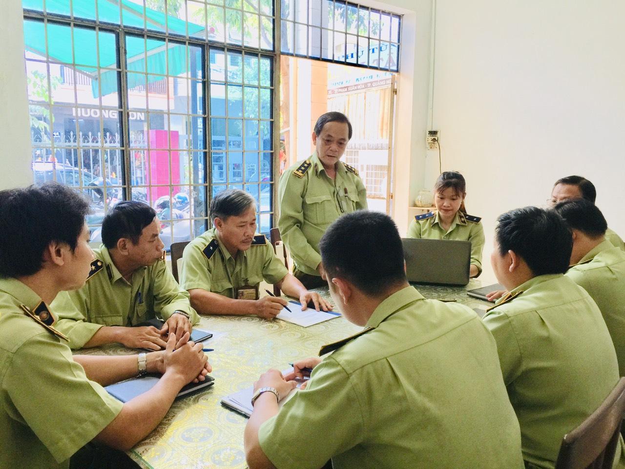 cong viec quan ly thi truong khong duoc lam, thog tu 18/2019/TT-BCT